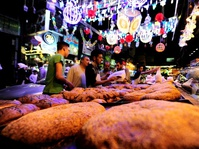 Posko Cinta Ramadan Bagikan Menu Berbuka untuk Rakyat Suriah