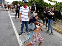 Inflasi Parah Naikkan Angka Anak Penderita Malnutrisi di Venezuela