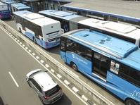 Djarot Duga Bus Transjakarta Dicuri Pegawai Mayasari Bhakti