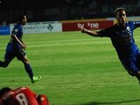 Hasil Gojek Traveloka Liga 1 2017: Persib vs Persegres 6-0