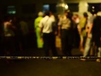 Polisi Buru Pengemudi Motor Penyebab Mobil Menabrak Produser RTV