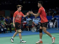 Hong Kong Open 2017: Tiga Ganda Campuran Indonesia Tanpa Owi/Butet
