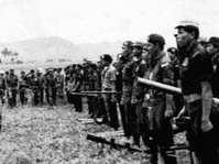 Perang Saudara di Sulawesi pada Bulan Puasa 1958