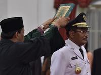 DPRD DKI Minta Gubernur Djarot Bisa Kerja Cepat Seperti Ahok