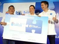 Tiket.com Diakuisisi Bliblicom, Bersiap Menyalip Traveloka
