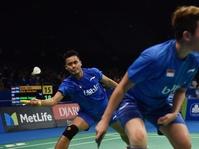 3 Wakil RI Lolos ke Semifinal Indonesia Terbuka 2017