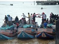 Speedboat SB Rejeki Baru Tenggelam di Tarakan, 7 Tewas