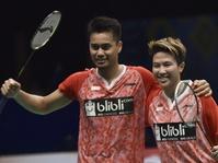 Tontowi/Liliyana Menuju Final Indonesia Terbuka 2017