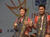 Duet Tontowi/Liliyana Sabet Gelar Juara Indonesia Open 2017