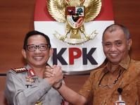 KPK Belum Jadwalkan Permintaan Kapolri Periksa Novel