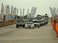 Tol Brebes-Semarang Malam Ditutup & Dialihkan Jalur Pantura