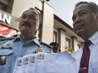 Polda Bali Sebar Foto Empat Napi Asing yang Kabur dari Lapas