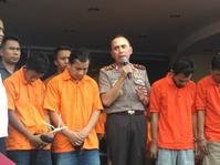 Polisi Masih Buru Empat Pelaku Perampokan SPBU Daan Mogot