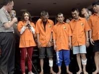 Para Pelaku Kisahkan Keterlibatannya di Aksi Perampokan SPBU