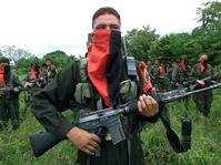 Tentara Komunis ELN Masih Bergerilya di Kolombia
