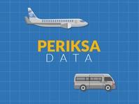 Tinggalkan Bus, Pemudik Pakai Kendaraan Pribadi dan Pesawat