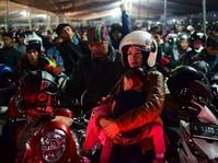 Jumlah Pemudik Sepeda Motor Merak-Bakauheni Naik 53,8 Persen