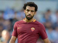 Punggawa AS Roma Mohamed Salah Hijrah ke Liverpool
