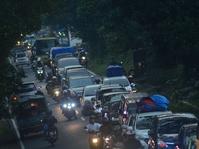 Pengguna Angkutan Jalan pada Mudik Natal 2017 Diprediksi Menurun