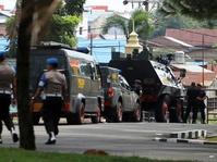 Penyerangan Mapolda Sumut Bermotif ingin Merebut Senjata Api