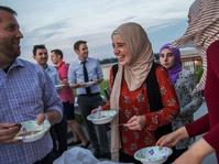WNI Antusias Hadiri Halalbihalal di Canberra