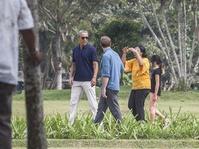 Kesan Obama Setelah Kunjungi Candi Prambanan