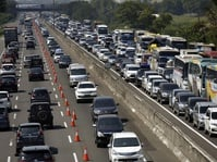 Prediksi Kemacetan Sejumlah Tol Saat Natal 2017 Menurut Jasa Marga