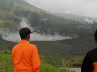 BPBD Jateng: Lama Penutupan Kawah Dieng Belum Dipastikan