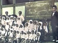 Penutup Kepala Siswi Sekolah Muhammadiyah Zaman Dulu