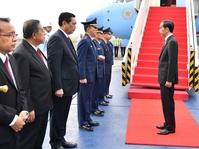 Presiden Jokowi Diakui Selalu Efisien dalam Kunjungan Kerja