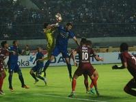 Babak Pertama Persib vs Persija Skor 1-1