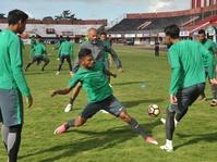 Timnas Indonesia Bantai Mongolia, Skor Sementara 3-0