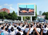 Badai Sanksi Tak Bikin Jera Korea Utara Menembakkan Rudal