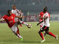 Live Streaming Persipura vs Persija di TV One Hari Ini