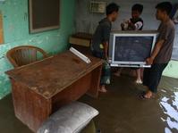 Mahasiswa ITB Bikin Aplikasi Pendeteksi Banjir