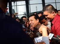 Setnov Jalani Pemeriksaan Perdana Tersangka E-KTP Hari Ini