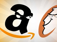 Pertarungan Sengit Alibaba Lawan Amazon