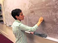 Maryam Mirzakhani, Jenius Iran yang Terasingkan