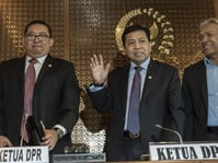 KPK Jadwalkan Pemeriksaan Setnov Tunggu Opini IDI