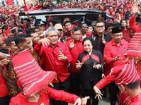 Megawati Minta Kader PDI-P Menangkan Pilgub Jabar 2018