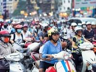 Vietnam Segera Singkirkan Sepeda Motor dari Jalanan Ibukota