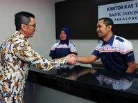 BRI Siap Fasilitasi Pembayaran Nontunai di Bandara Angkasa Pura II