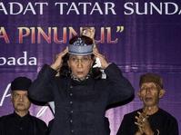 Susi Pudjiastuti Dianugerahi Gelar Kehormatan Rakyat Jabar