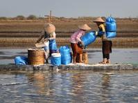 Stok Garam Langka Buat Masyarakat Beralih ke Ikan Asap