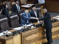 MK Solusi Terakhir Polemik Presidential Threshold