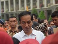 Hadiri Acara UGM, Presiden Jokowi Mengenang Masa-masa Kuliah