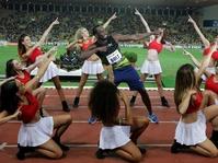 Bolt Masih Jadi Atlet Lari Terhebat Meski Dikalahkan Gatlin