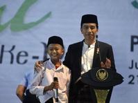 Jokowi Usulkan PR Siswa Ditambah dengan Kegiatan Sosial