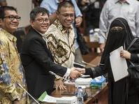 Peneliti ICW: Presiden Harus Tolak Rekomendasi Pansus KPK