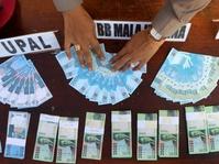 Polisi Tangkap 6 Pelaku Pengedar Uang Palsu